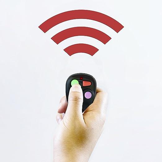 Amazon.com: Click n Dig. Buscador de llaves. 4 receptores ...