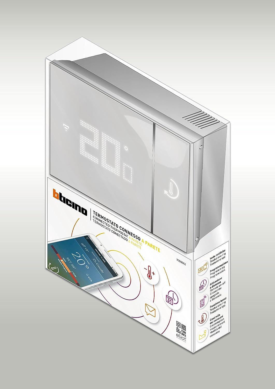 blanc BTICINO X8000/Thermostat li/é smarther