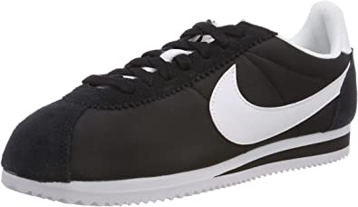 NIKE Classic Cortez Nylon, Zapatillas de Running para Mujer ...