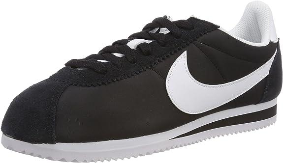 NIKE Classic Cortez Nylon, Zapatillas de Running para Mujer: Amazon.es: Zapatos y complementos