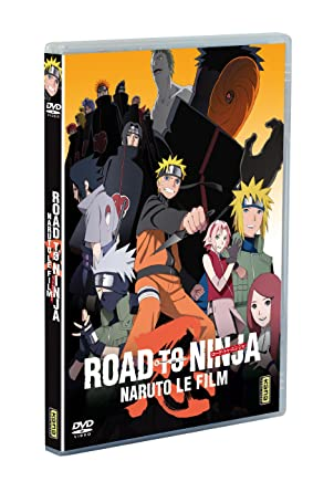 Naruto Shippuden - Le Film : Road to Ninja Francia DVD ...