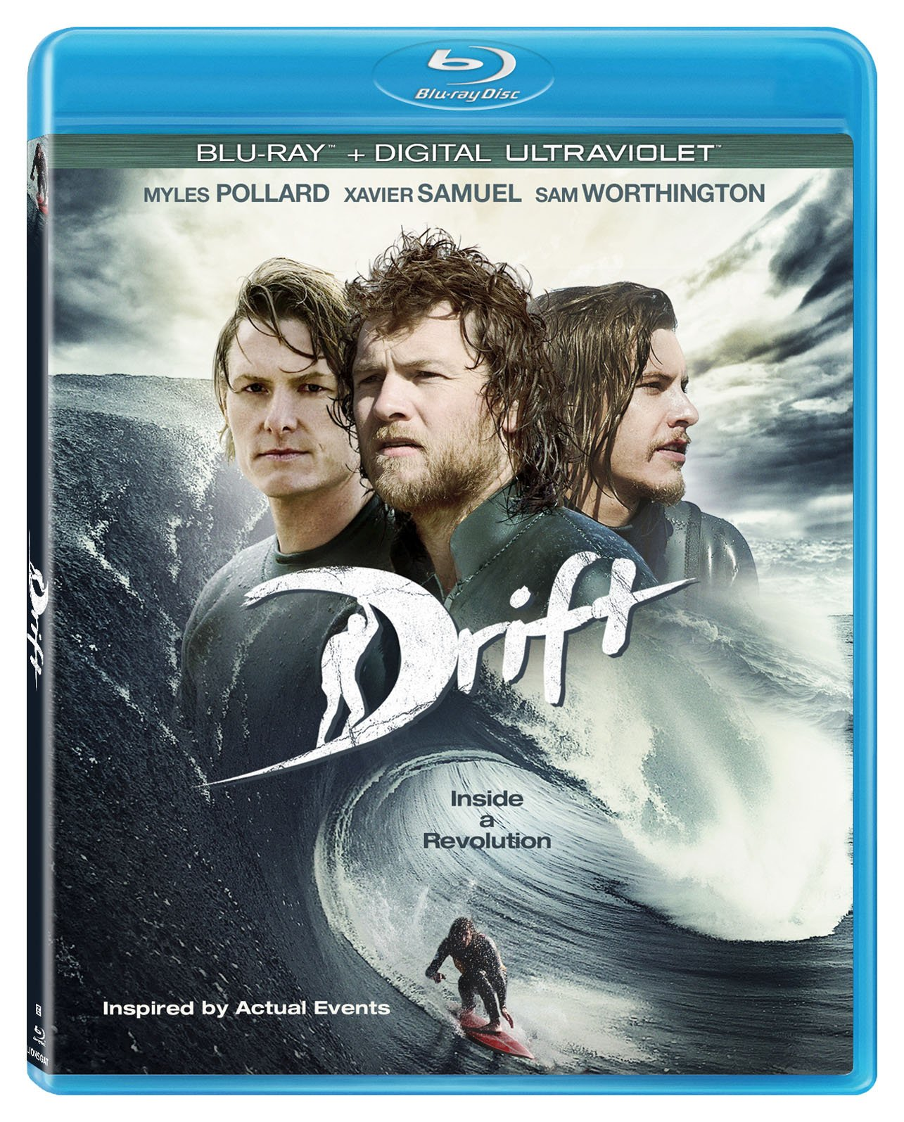 Blu-ray : Drift (Ultraviolet Digital Copy, , Widescreen, Digital Theater System, AC-3)
