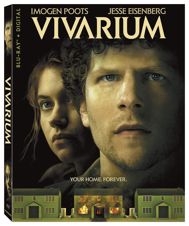 Amazon.com: Vivarium [Blu-ray]: Jesse Eisenberg, Imogen Poots: Movies & TV