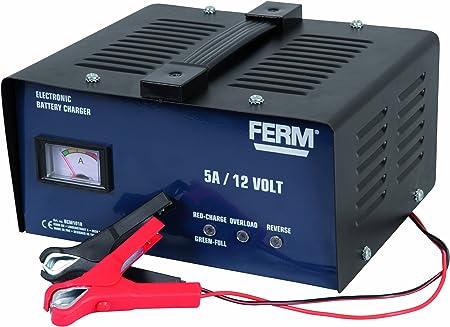 Ferm Bcm1018 Batterie Ladegerät 12 V Baumarkt