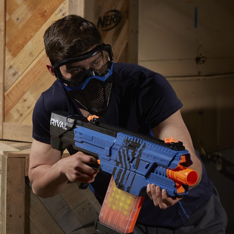 Nerf Rival Khaos MXVI-4000 Blaster (Blue). Toys R UsKids ...
