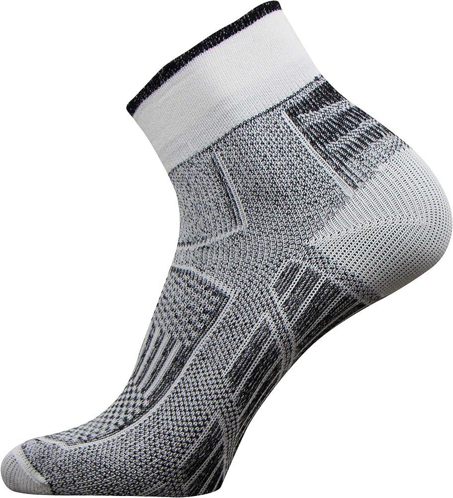 Pure Athlete Running Socks Quarter