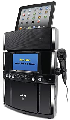 Akai KS800 Front Load CD&G Karaoke System