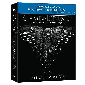Amazon.com: Game of Thrones: The Complete Fourth Season (Blu ...