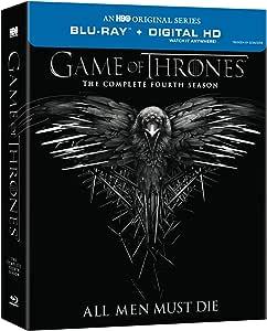 Game of Thrones: Season 4 [Blu-ray + Digital HD]