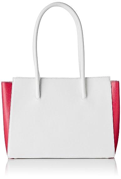 Arcadia 8646, sac bandoulière femmeMulticoloreMulticolore (Bianco Multi Saff3), 13x25x29 cm (W x H x L) EU