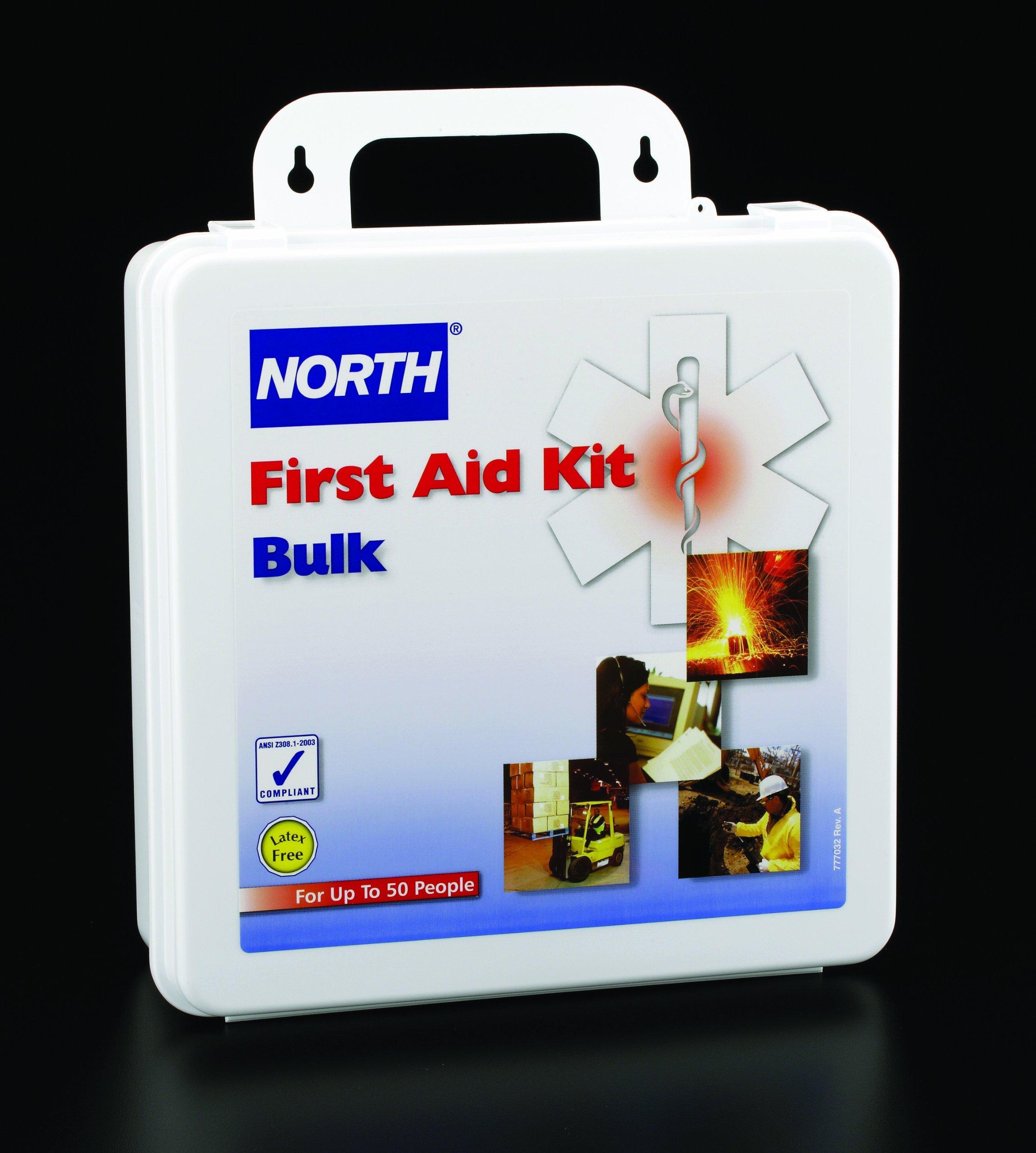 Honeywell 019704-0003L North 50 Person Bulk First Aid Kit