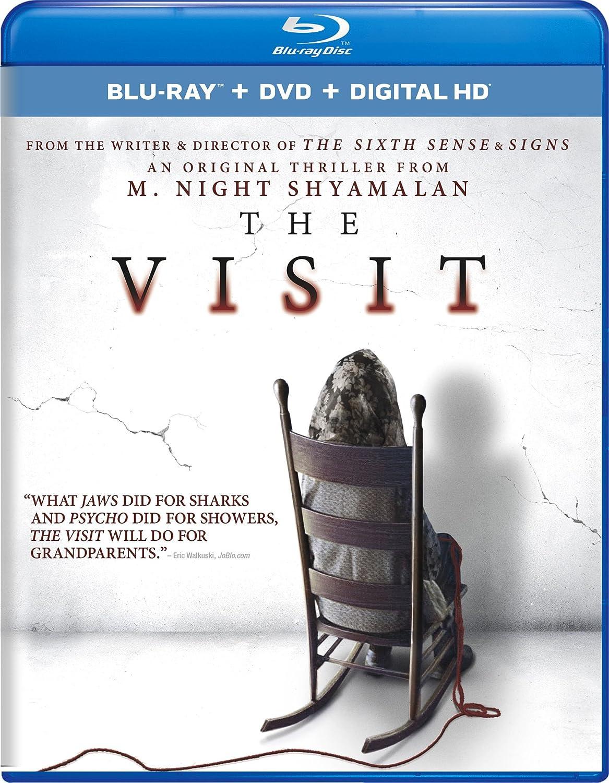 Amazon com: The Visit (Blu-ray + DIGITAL HD): Ed Oxenbould