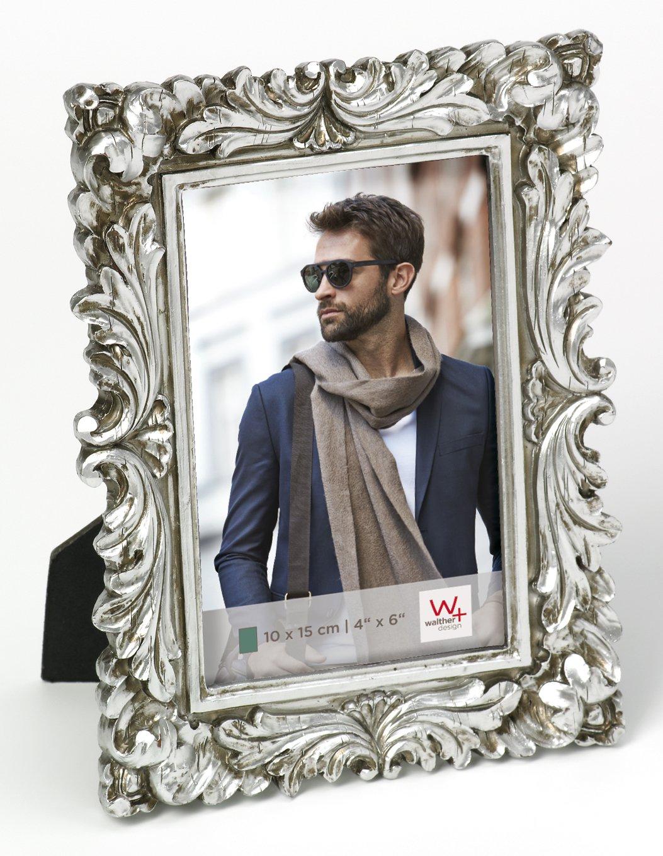 Amazon.de: walther design QS015S Saint Germain Portraitrahmen, 10 x ...