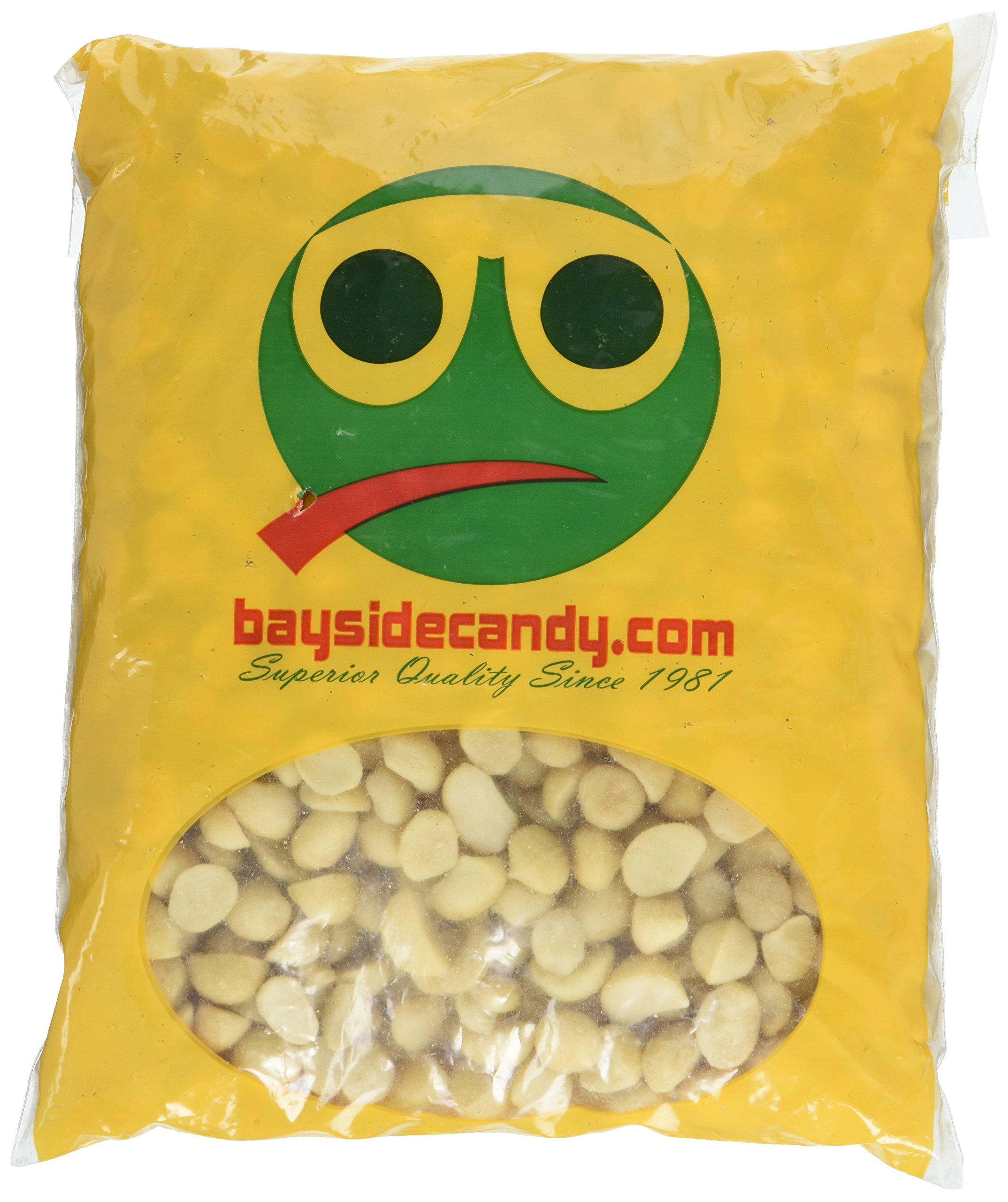 Macadamia Nuts (Raw & Unsalted), 1 lb.