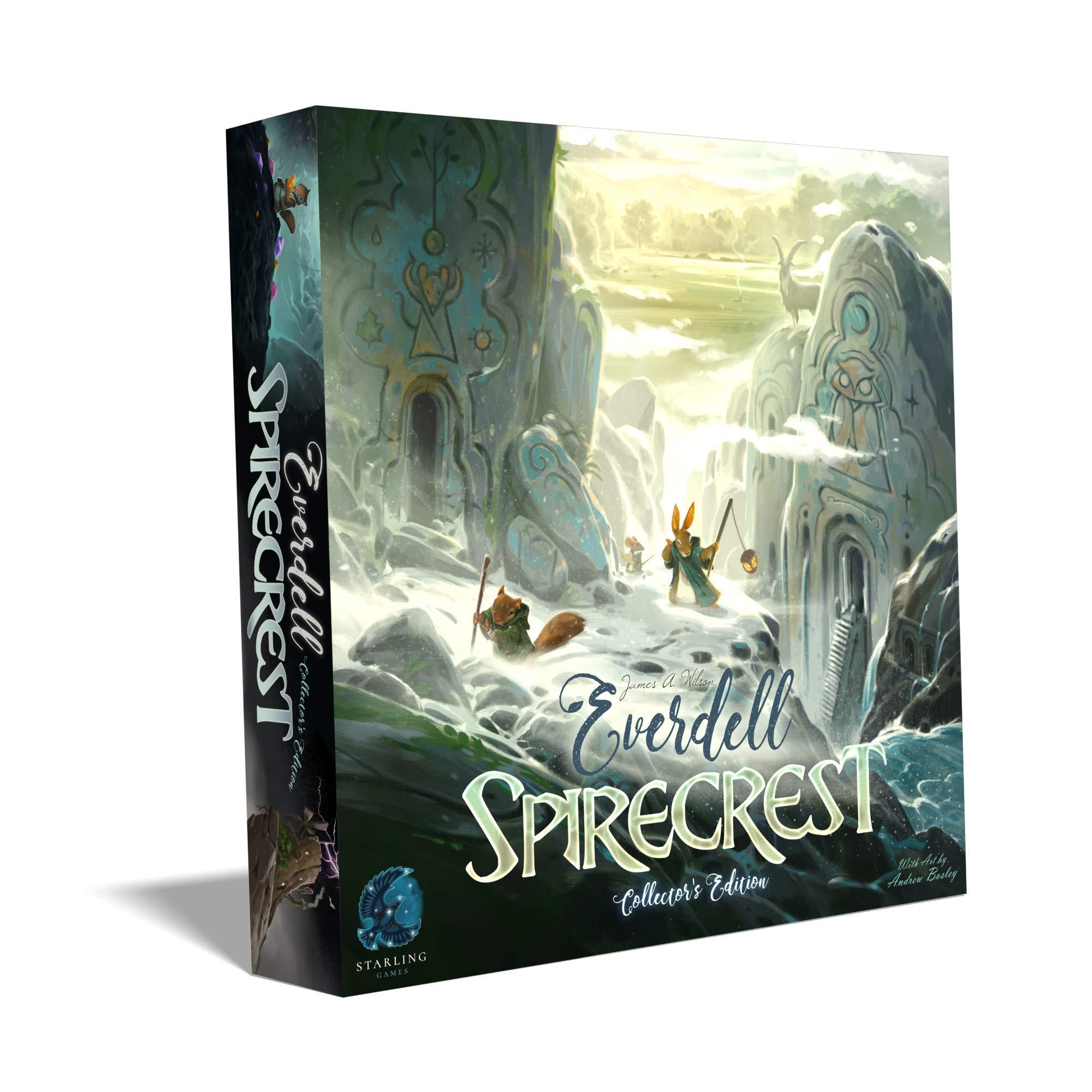 Everdell Spirecrest Collectors Edition