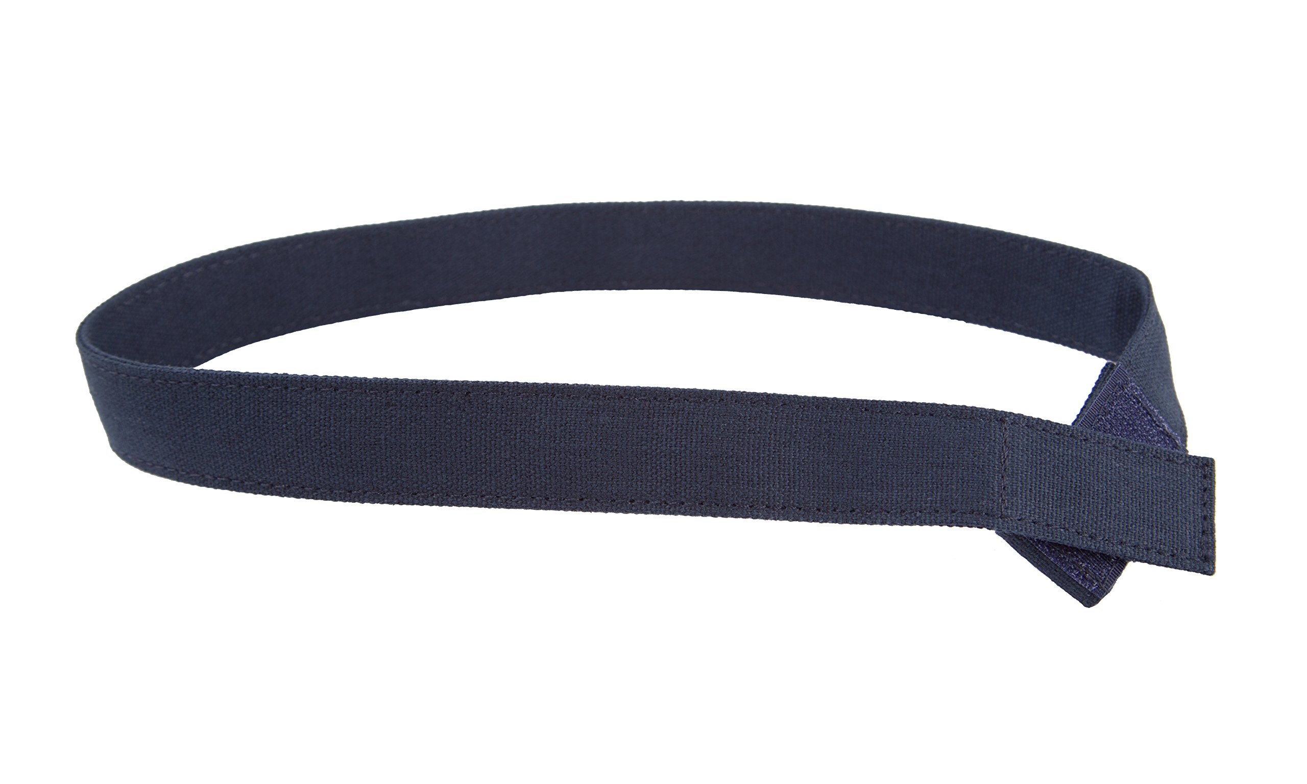 Myself Belts - Toddler and Kids Belt for Uniforms - Navy (3T)