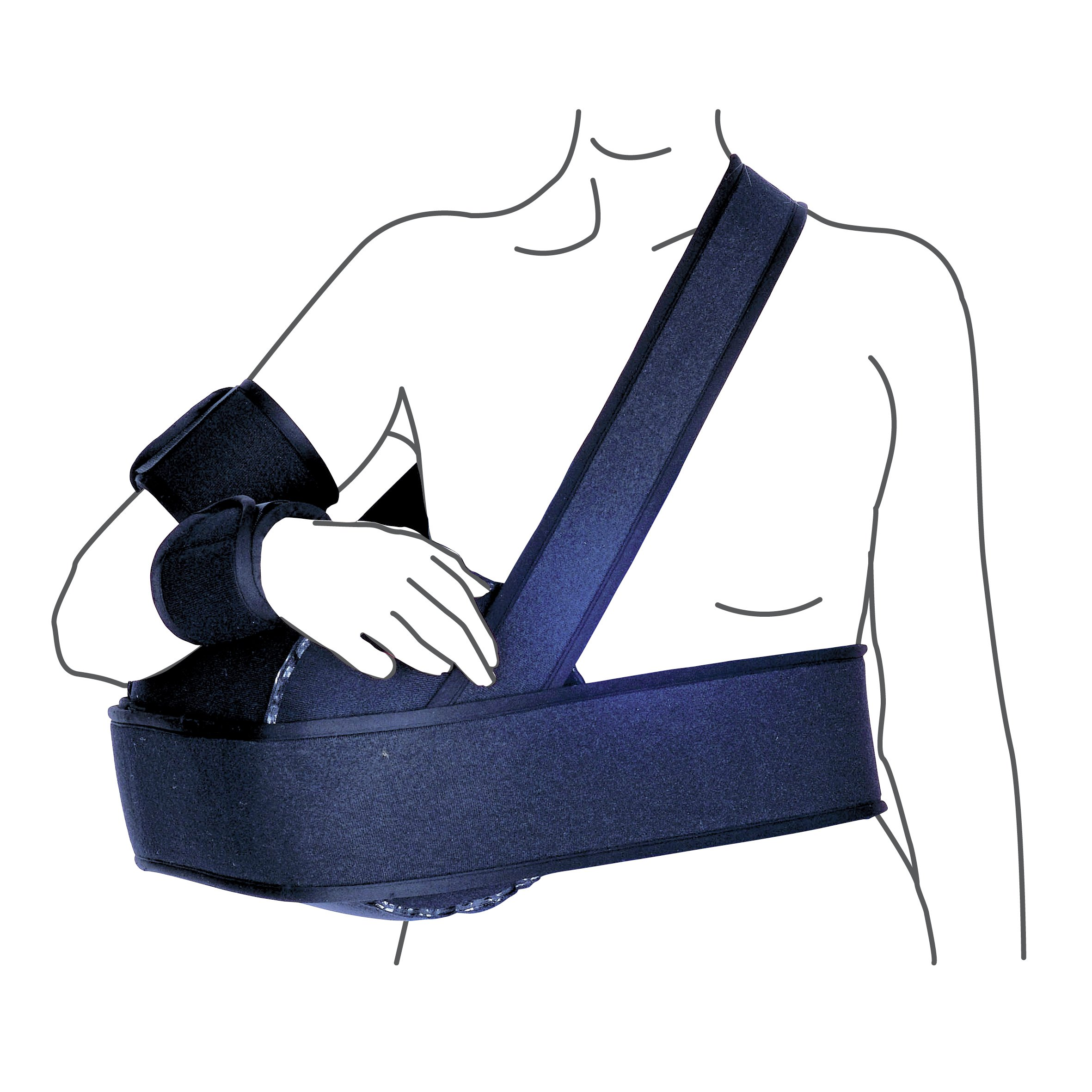 Neo-G Active Arm Sling with Air Pad by Neo-G