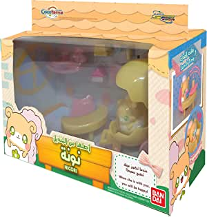 Cocotama Doll Nicori for Unisex