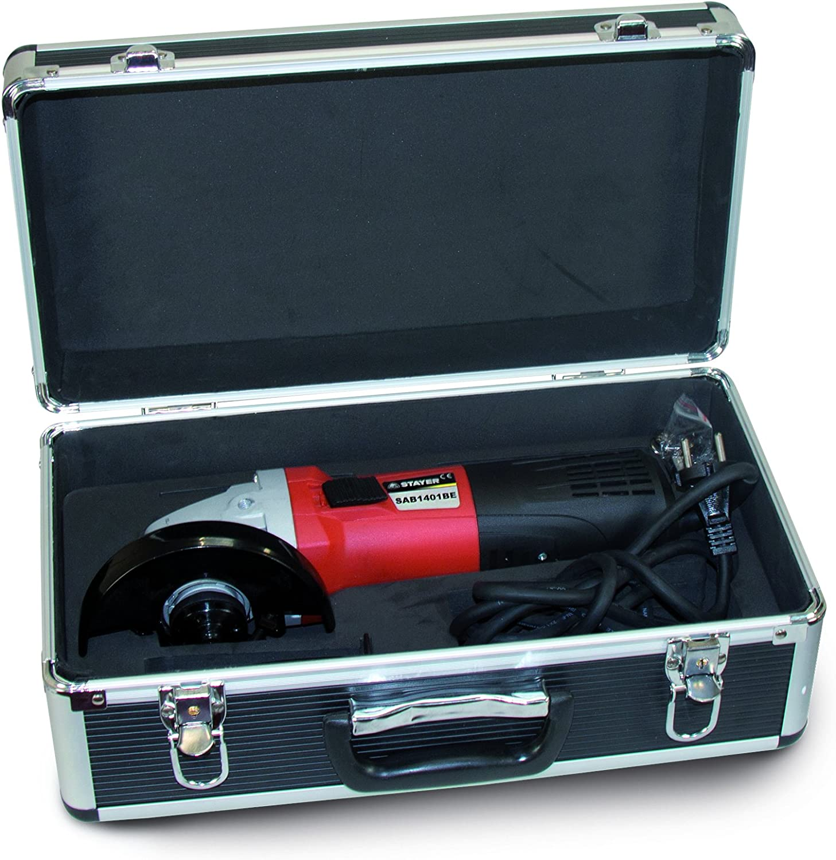 Mini Amoladora Angular Stayer SAB 1401 BEK