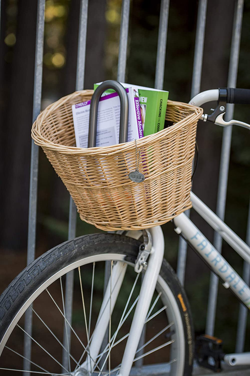 Bell Tote Series Bicycle Baskets