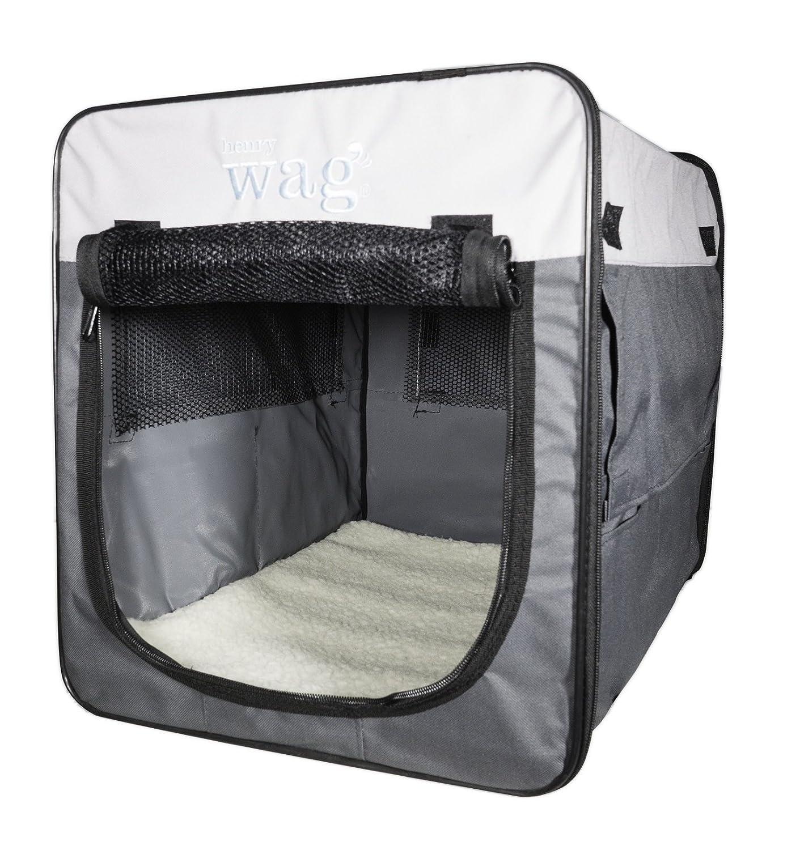 79 x 55 x 60cm Henry Wag Folding Fabric Travel Crate