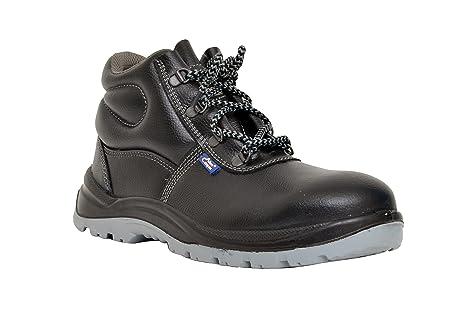 861b757f574 Allen Cooper 1008 Hi-Ankle Safety Shoe (Size-5 UK, Black)