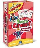 Super Genius Compound Words Cards
