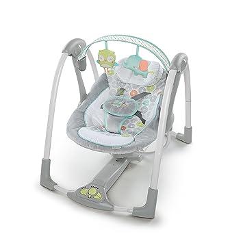 amazon com ingenuity swing n go portable baby swings hugs