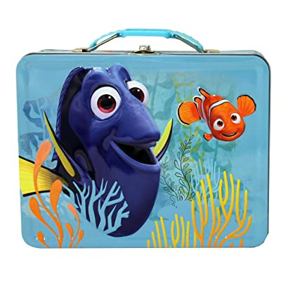 The Tin Box Company Finding Dory Large Carry All: Toys & Games