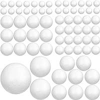 Bolas Poliestireno (88 Piezas) - Bola de Corcho