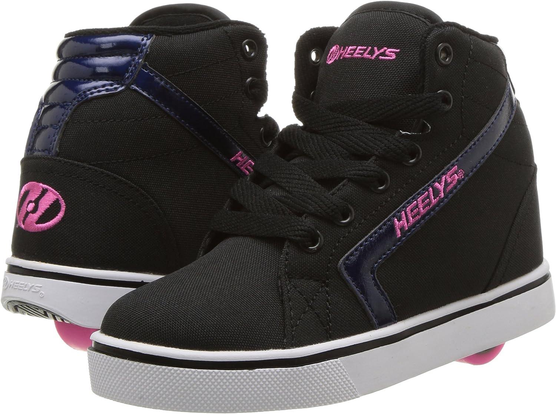 Heelys Girls GR8R Hi Tennis Shoe