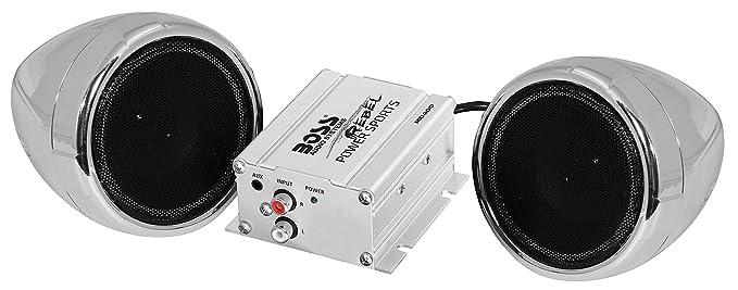 amazon com boss audio mc400 all terrain weatherproof speaker and rh amazon com