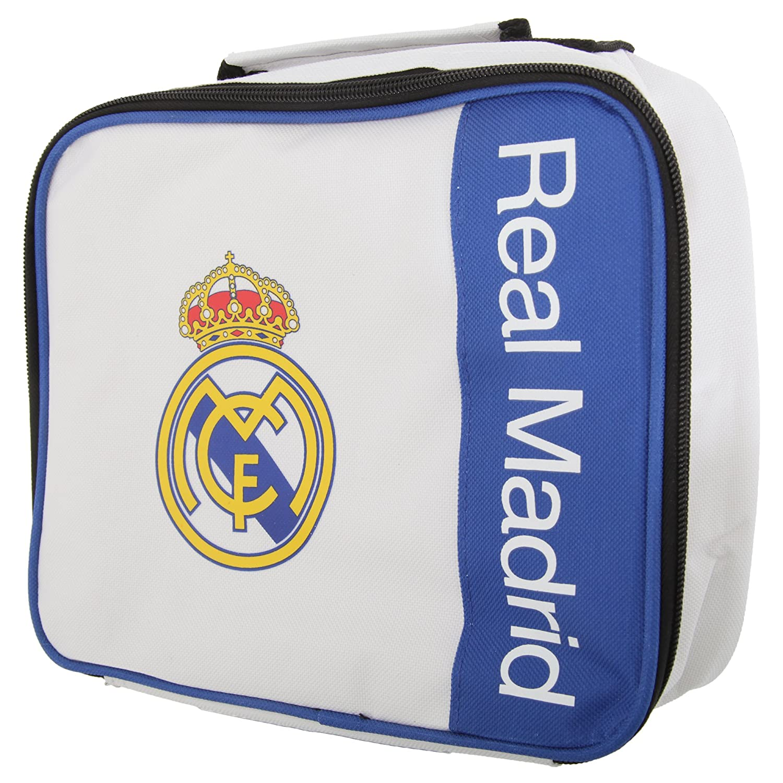 Real Madrid Woodmark Lunch Bag Real Madrid CF RMLUNCHWM