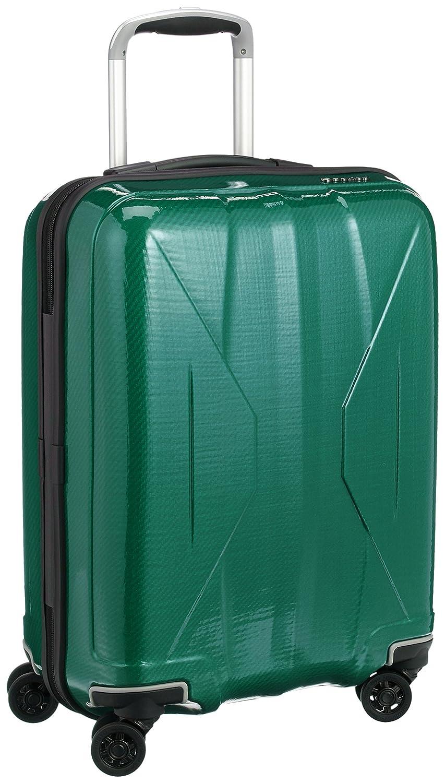 [サンコー] スーツケース ジッパー 四季颯 日本製 消音/静音キャスター RSK1-51 31L 51 cm 2.5kg B019GHO3X2 グリーン