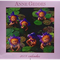 Anne Geddes A Labour of Love: 2008 Wall Calendar