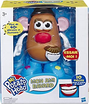 Jouet pour enfant à partir de 2 ans Monsieur Patate du film Toy Story