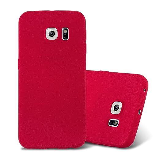 20 opinioni per Cadorabo- Custodia 'Frost' de silicone TPU con colori opachi per Samsung Galaxy