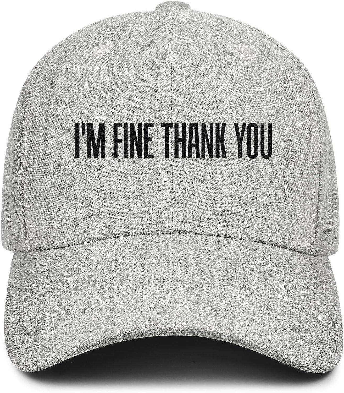 I See Stupid PeopleUnisex BallWool Cap Adjustable SnapbackSummer Hat