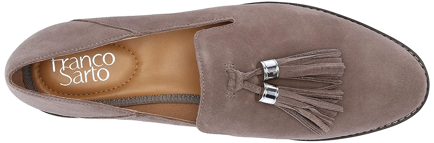 3c430999bb7 Franco Sarto Womens Hadden Loafer Flat  Amazon.ca  Shoes   Handbags