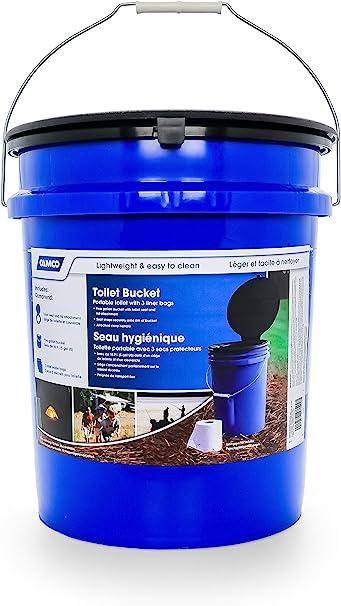 Camco Portable Toilet Bucket