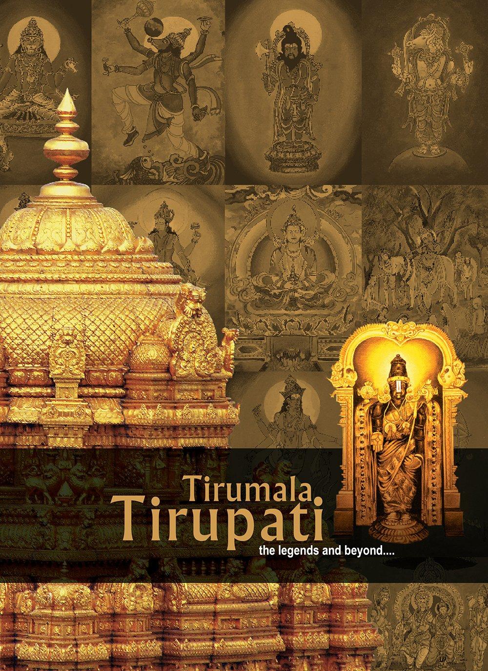Download Tirumala Tirupati the legends and beyond....... pdf