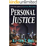 Personal Justice: A Private Investigator Murder Mystery (A Jake & Annie Lincoln Thriller Book 7)