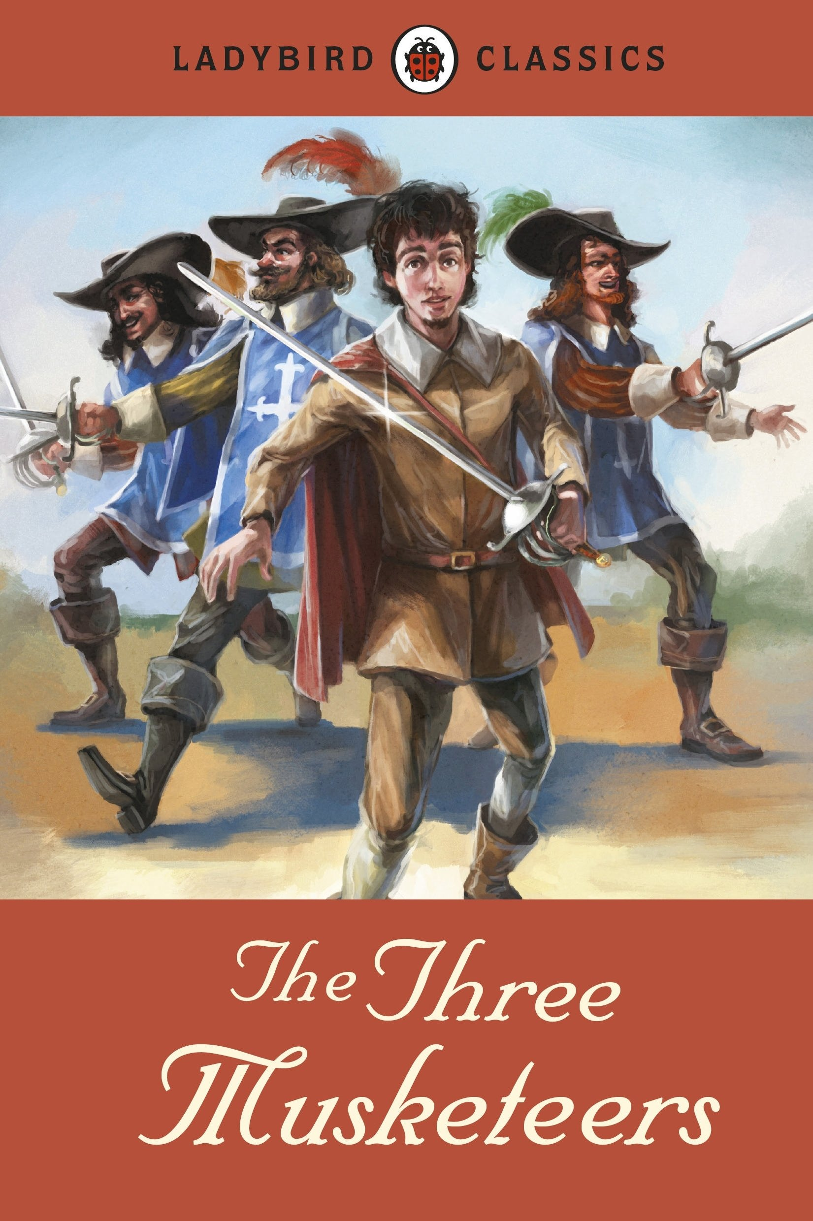 Download The Three Musketeers (Ladybird Classics) pdf epub