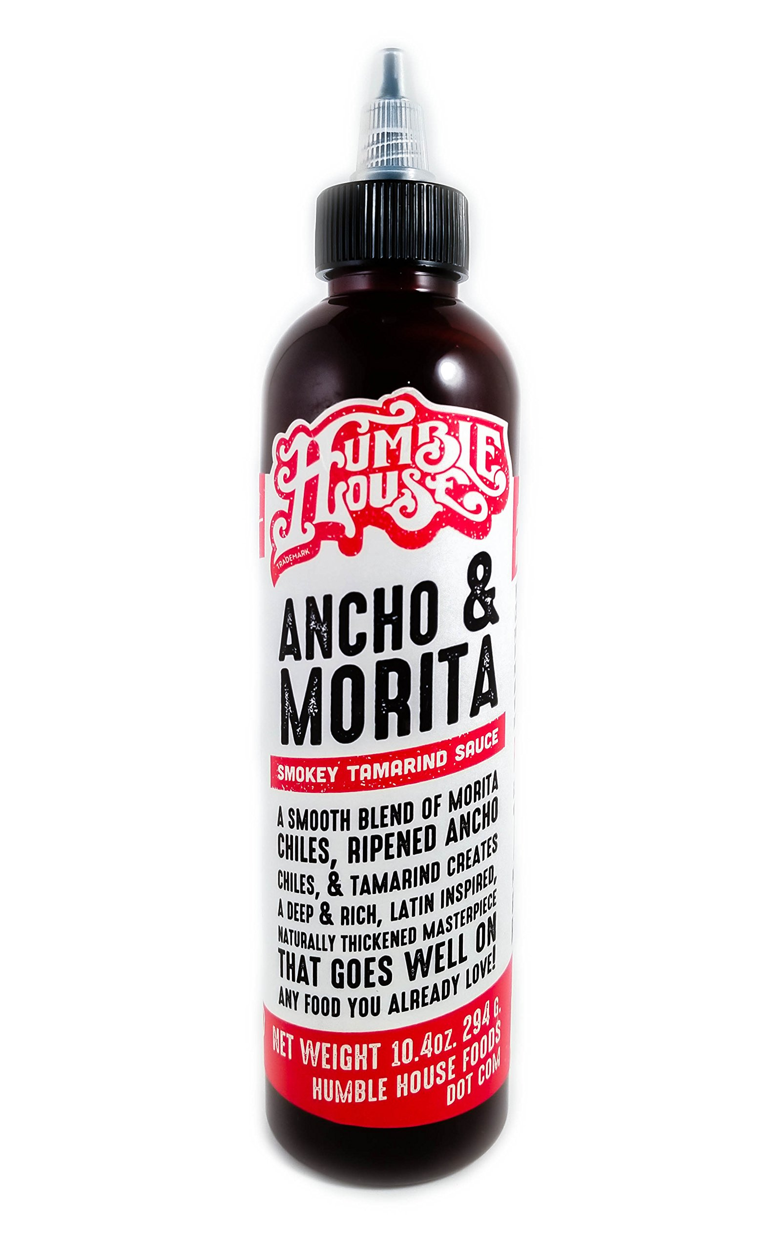 Humble House Ancho and Morita Smokey Sauce   Latin Inspired Tamarind Chile Paste   Natural Vegan & Gluten Free