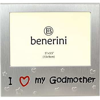 benerini I Love My Mommy - Photo Picture Frame Gift - 5 x 3.5