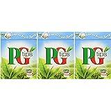 PG Tips 160 Bags 3 Pack (480 Bags Total)