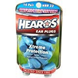 Hearos Ear Plugs Xtreme Protection Series 14 pairs