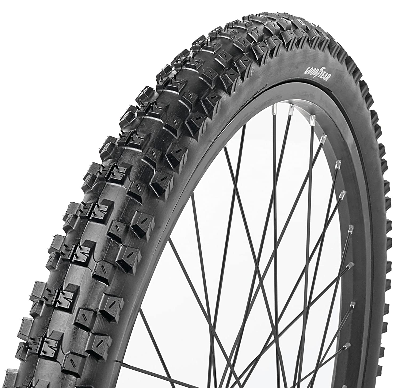 """Goodyear 24 X 2.0 MTB Black Tire, 24"""" X 2/2.125 24"""" X 2/2.125 91057"""