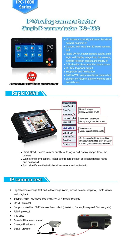 Amazon com : Pomiacam IPC1600 Plus Portable Wrist IP Camera