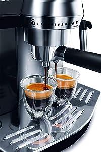 De'Longhi EC 820 für die Zubereitung eines perfekten Espresso